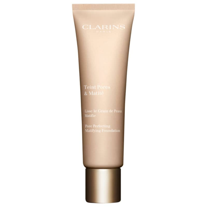 Clarins Teint Pores & Matité Foundation 03 Nude Honey - Base Líquida 30ml