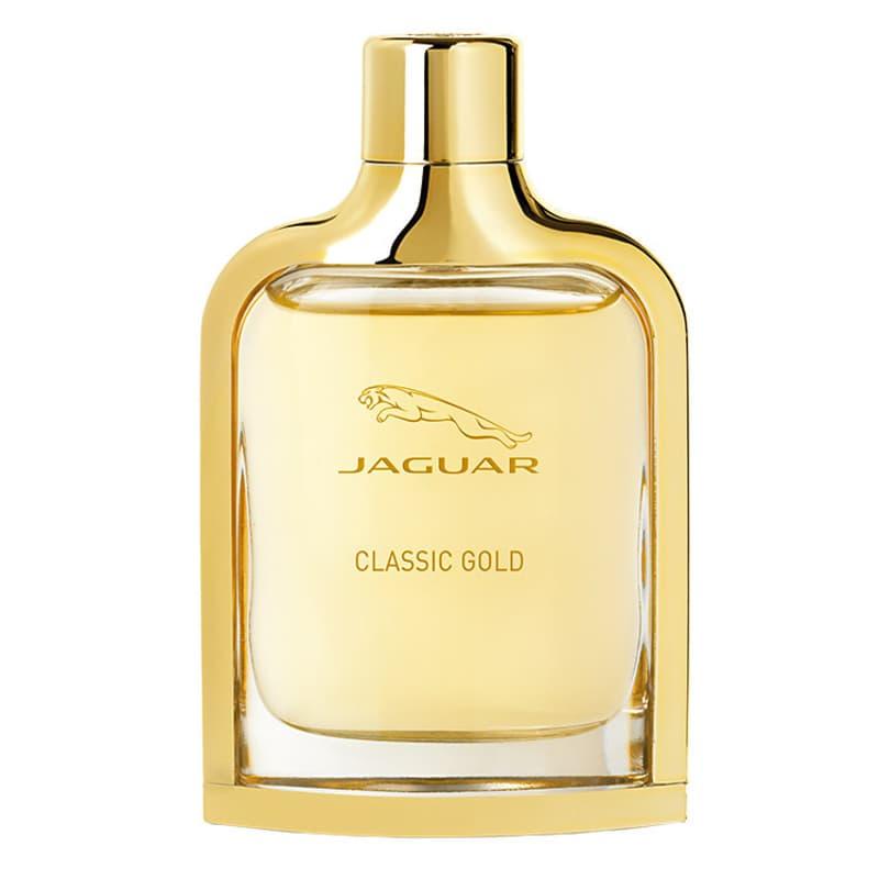 Jaguar Classic Gold Eau de Toilette - Perfume Masculino 40ml