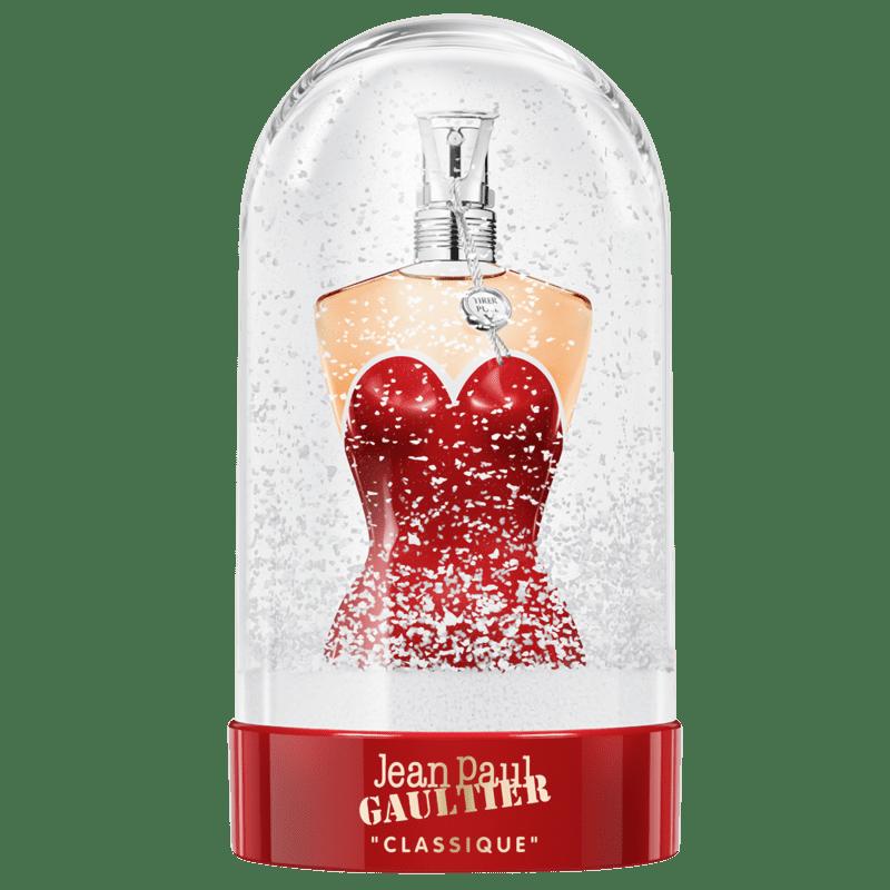 Classique Edição Limitada Jean Paul Gaultier Eau de Toilette - Perfume Feminino 100ml