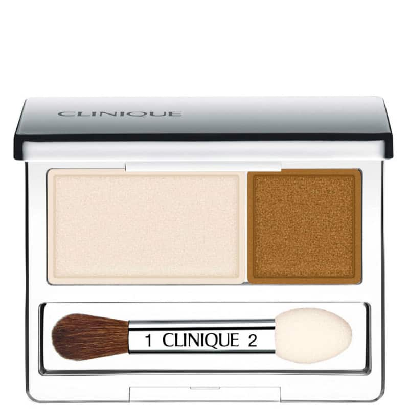Clinique All About Shadows Buttered Toast - Paleta de Sombras 2,2g