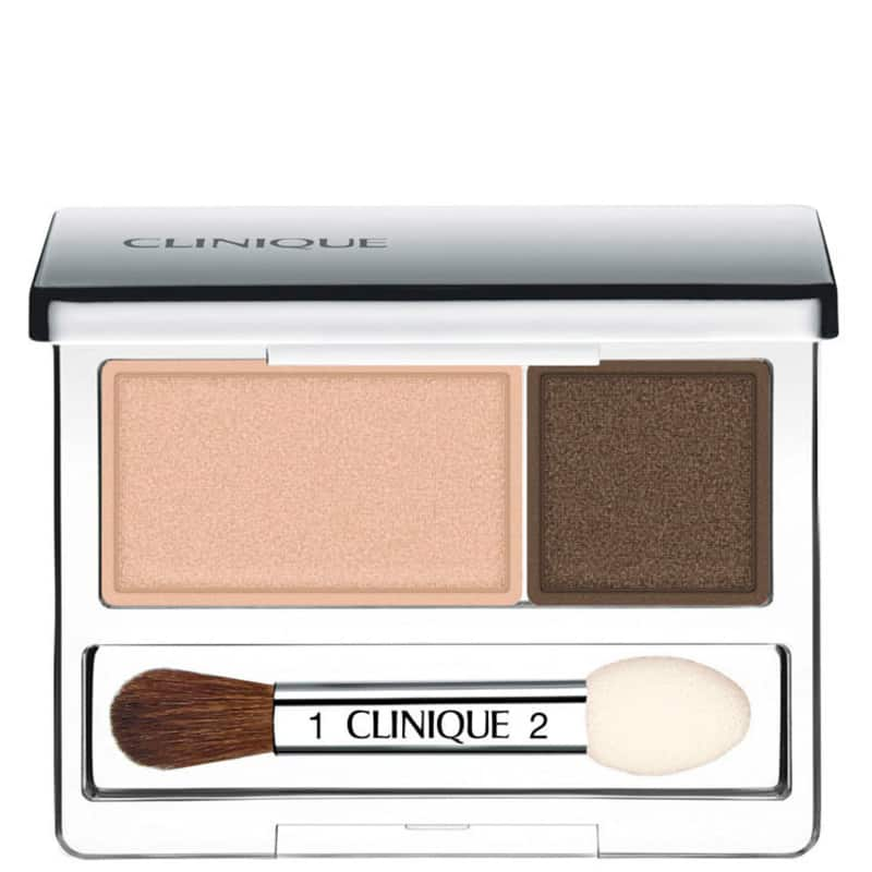 Clinique All About Shadows Neutral Territory - Paleta de Sombras 2,2g