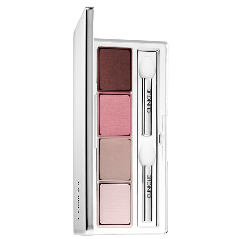 Clinique All About Shadows Quads Pink Chocolate - Paleta de Sombras 4,8g
