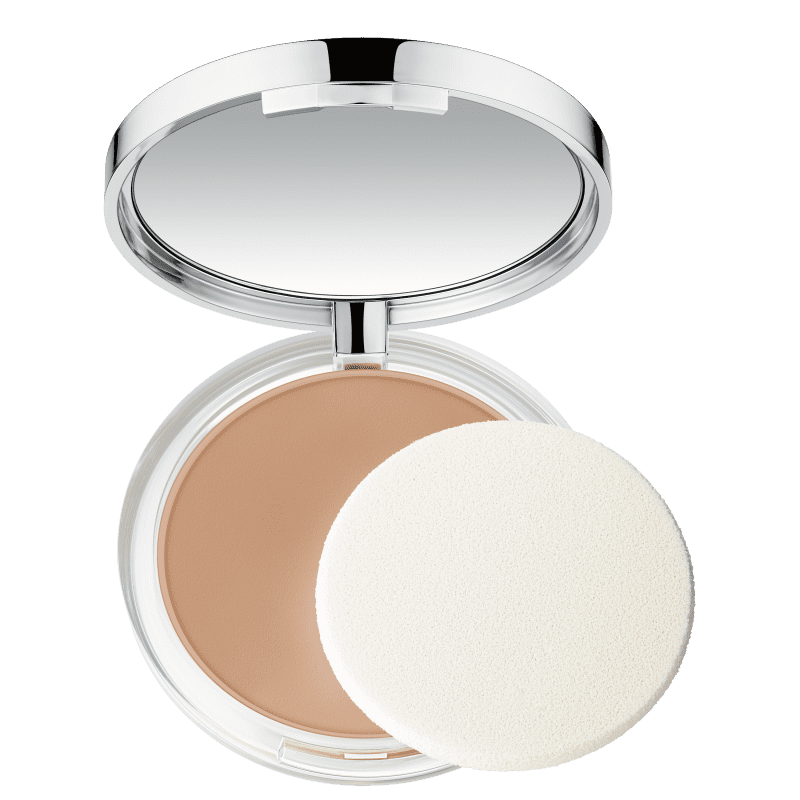Clinique Almost Powder Makeup FPS 15 Medium - Pó Compacto Matte 10g