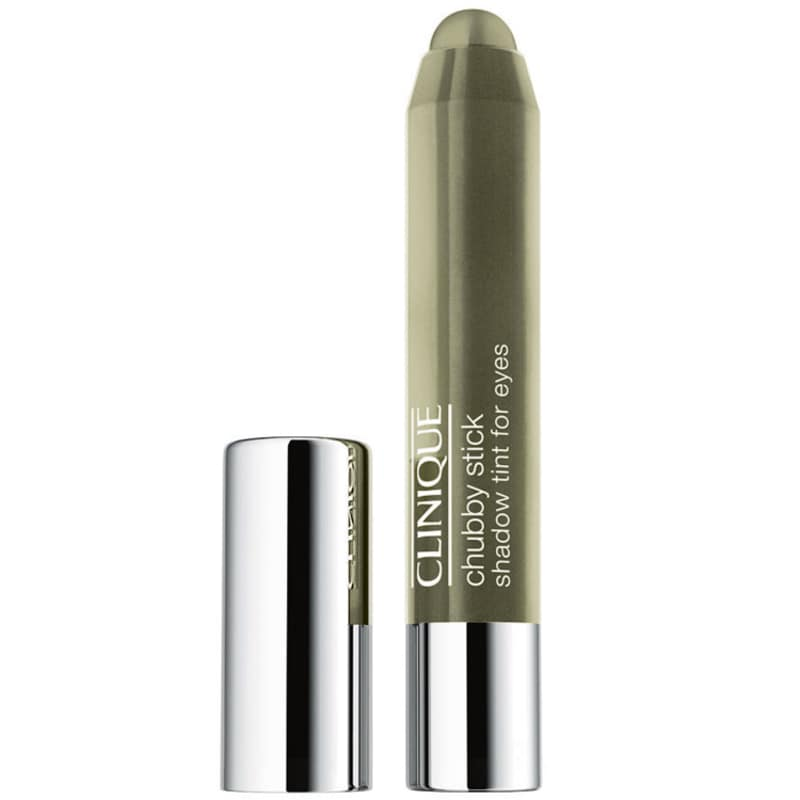 Clinique Chubby Stick Mighty Moss - Sombra Cintilante 3g
