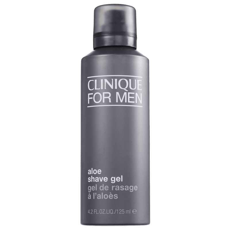Clinique For Men Aloe Shave - Gel de Barbear 125ml