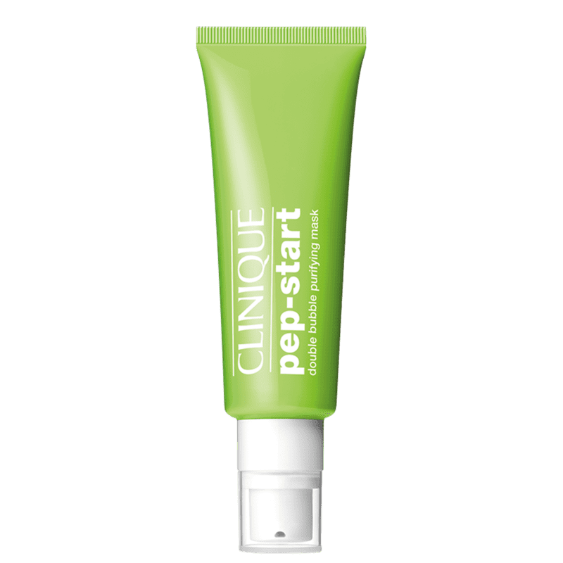 Clinique Pep-Start Double Bubble - Máscara de Limpeza Facial 50ml