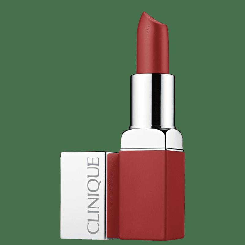 Clinique Pop Matte Lip Colour + Primer Icon Pop - Batom Matte 3,9g