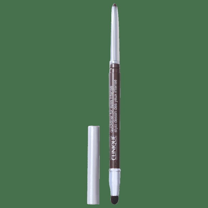 Clinique Quickliner For Eyes Intense Chocolate - Lápis de Olho 0,28g