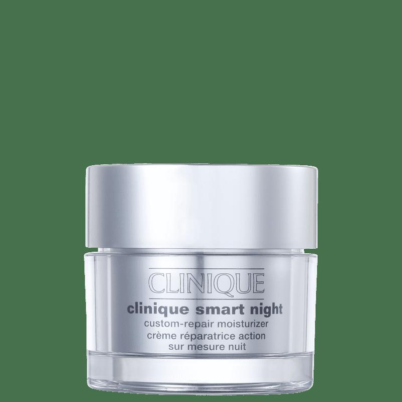 Clinique Smart Night Custom-Repair Moisturizer - Anti-idade Noturno 50ml