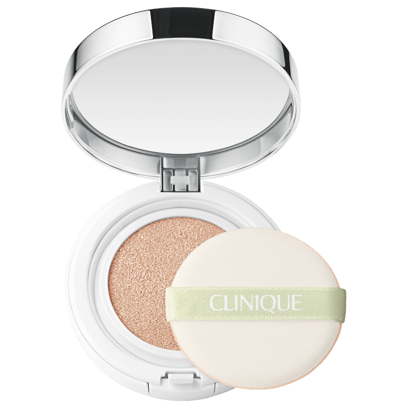 Clinique Super City Block BB Cushion Compact FPS 50 Ivory - Base Cremosa 12g