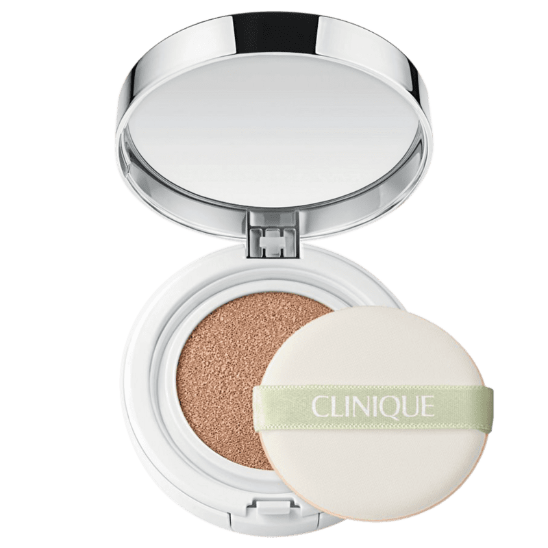 Clinique Super City Block BB Cushion Compact FPS 50 Moderately Fair - Base Cremosa 12g