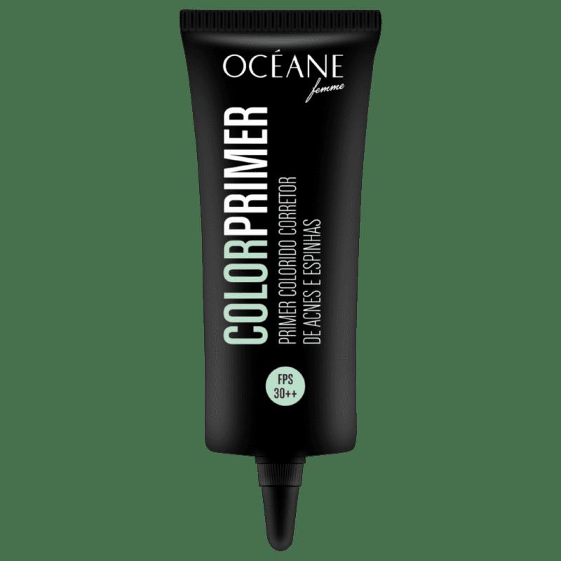 Océane Color Green - Primer 30ml