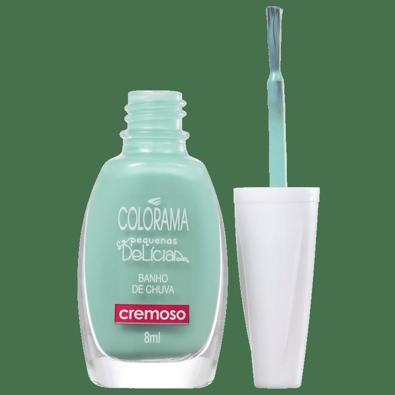 Colorama Pequenas Delícias Banho de Chuva - Esmalte 8ml