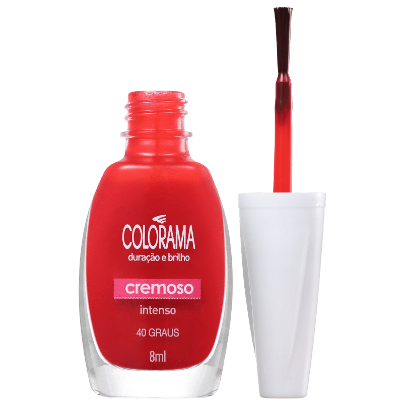 Colorama 40 Graus - Esmalte Cremoso 8ml