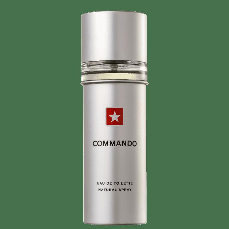 Commando New Brand Eau de Toilette - Perfume Masculino 100ml