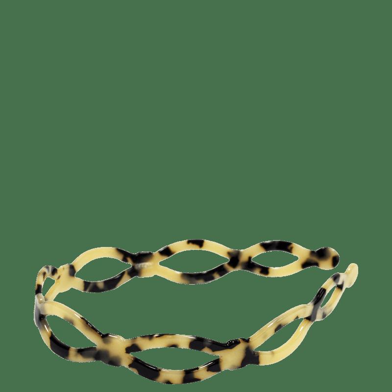 Océane Complete My Look 202 Animal Print - Tiara de Cabelo