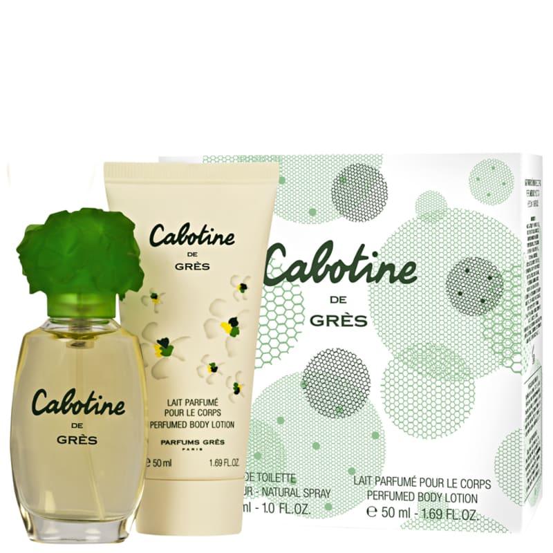 Conjunto Cabotine Grès Feminino - Eau de Toilette 30ml + Body Lotion 50ml