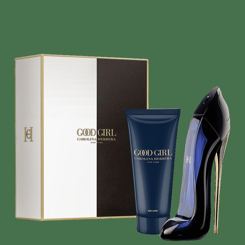 Conjunto Good Girl Carolina Herrera Feminino - Eau de Parfum 80ml + Loção Corporal 100ml