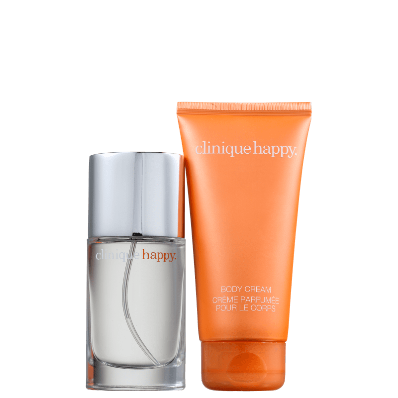 Conjunto Happy Couple Happy Clinique Feminino - Eau de Parfum 30ml + Loção Corporal 75ml