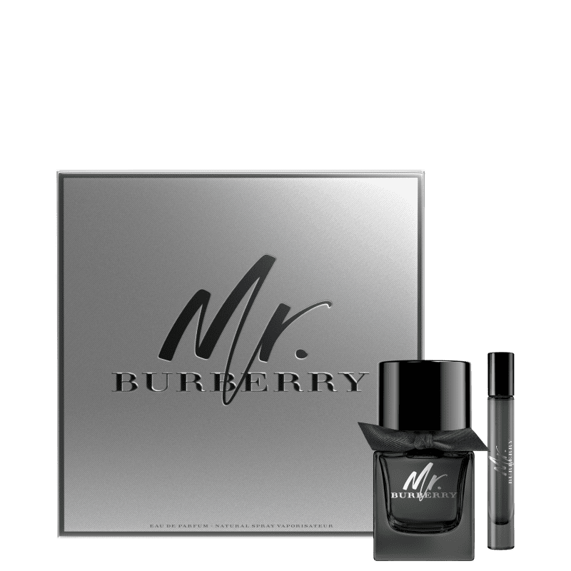 Conjunto Mr. Burberry Masculino - Eau de Parfum 50ml + Travel Size 7,5ml