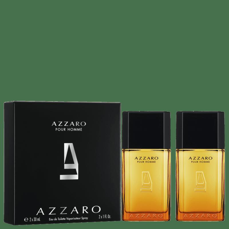 Conjunto Azzaro Pour Homme - Eau de Toilette 2x30ml