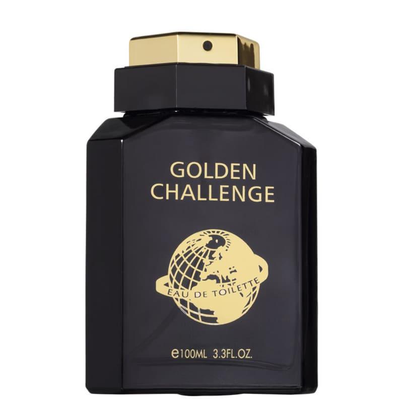 Golden Challenge Coscentra Eau de Toilette - Perfume Masculino 100ml