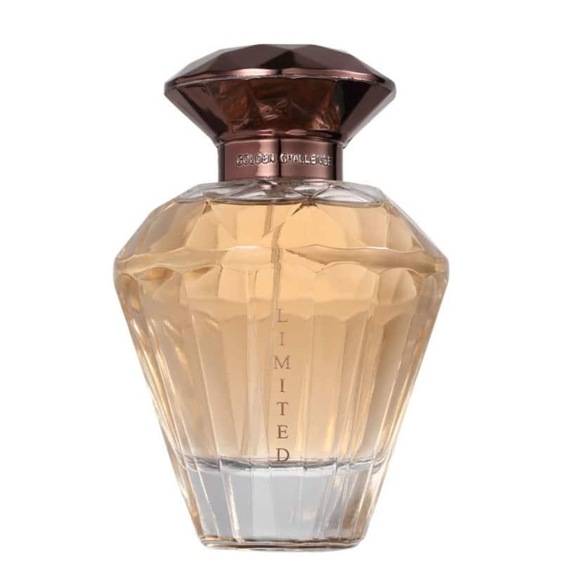 Golden Challenge Limited for Woman Coscentra Eau de Parfum - Perfume Feminino 100ml