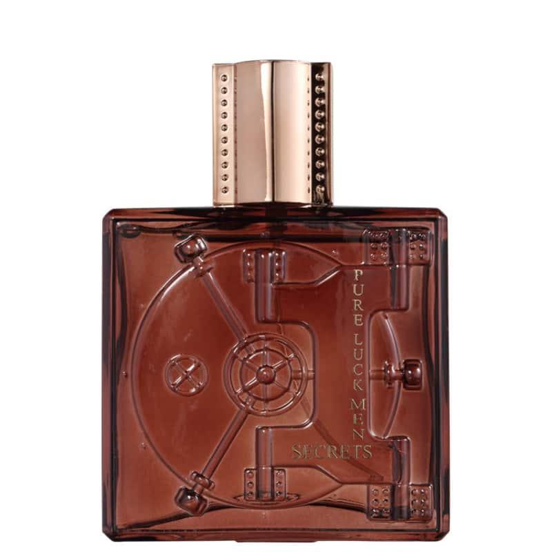 Pure Luck Men Secrets Coscentra Eau de Toilette - Perfume Masculino 100ml