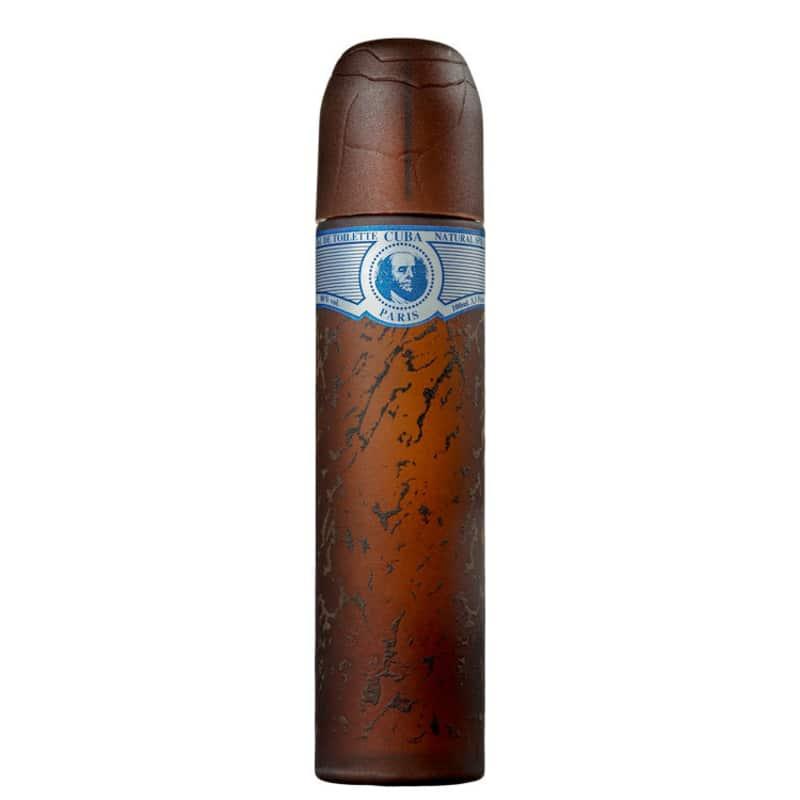 Cuba Blue for Men Eau de Toilette - Perfume Masculino 100ml
