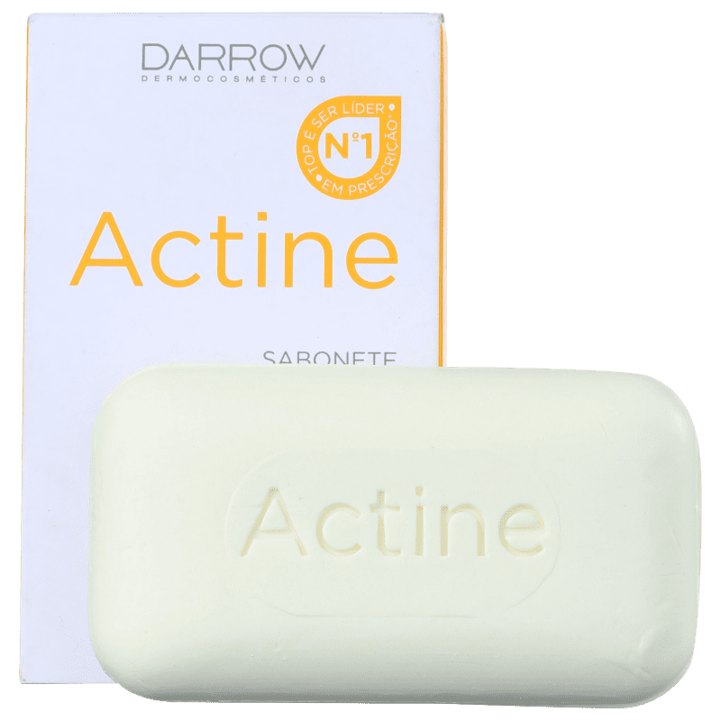 Darrow Actine - Sabonete em Barra Facial 80g