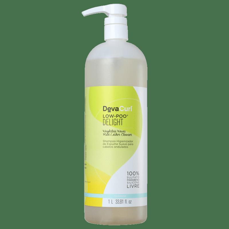 Deva Curl Deligh - Shampoo Low Poo 1000ml