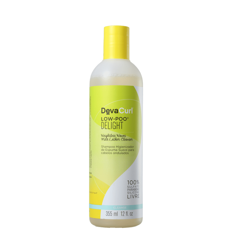 Deva Curl Deligh - Shampoo Low Poo 355ml