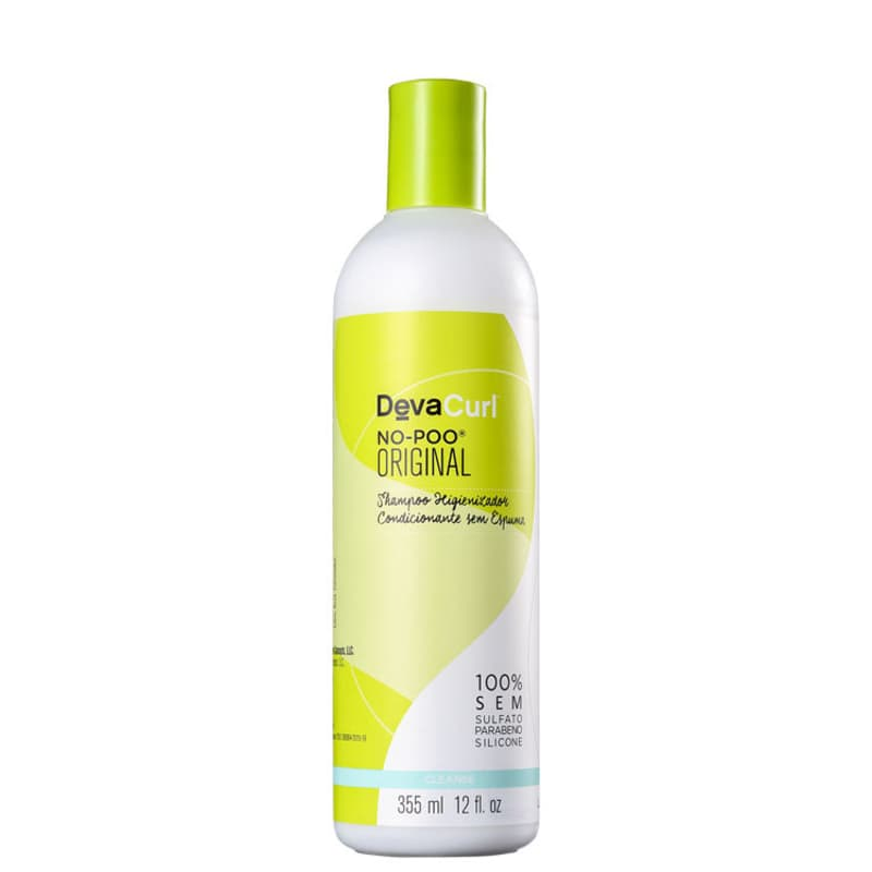 Deva Curl Original - Shampoo No Poo 355ml