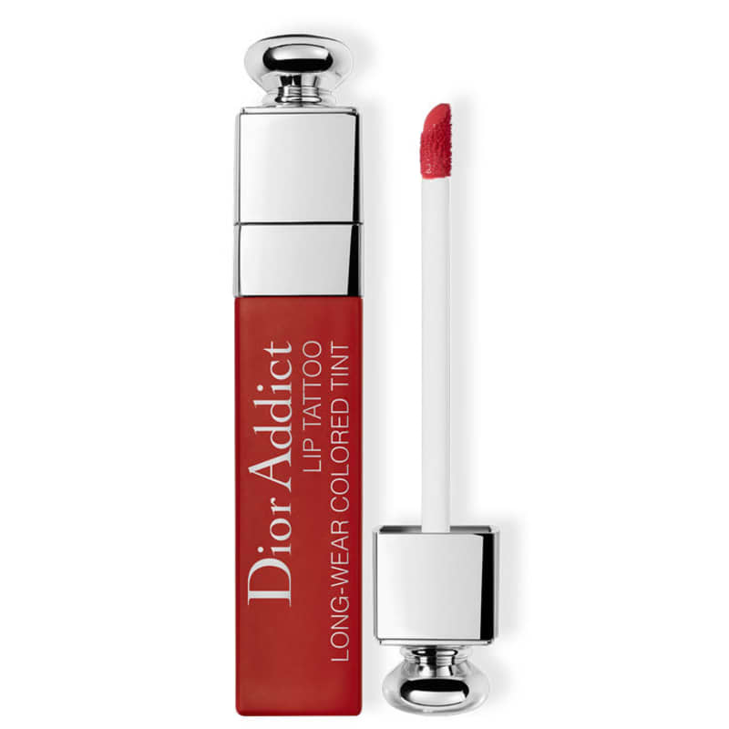 Dior Addict Lip Tattoo 661 Natural Red - Batom Líquido 6ml