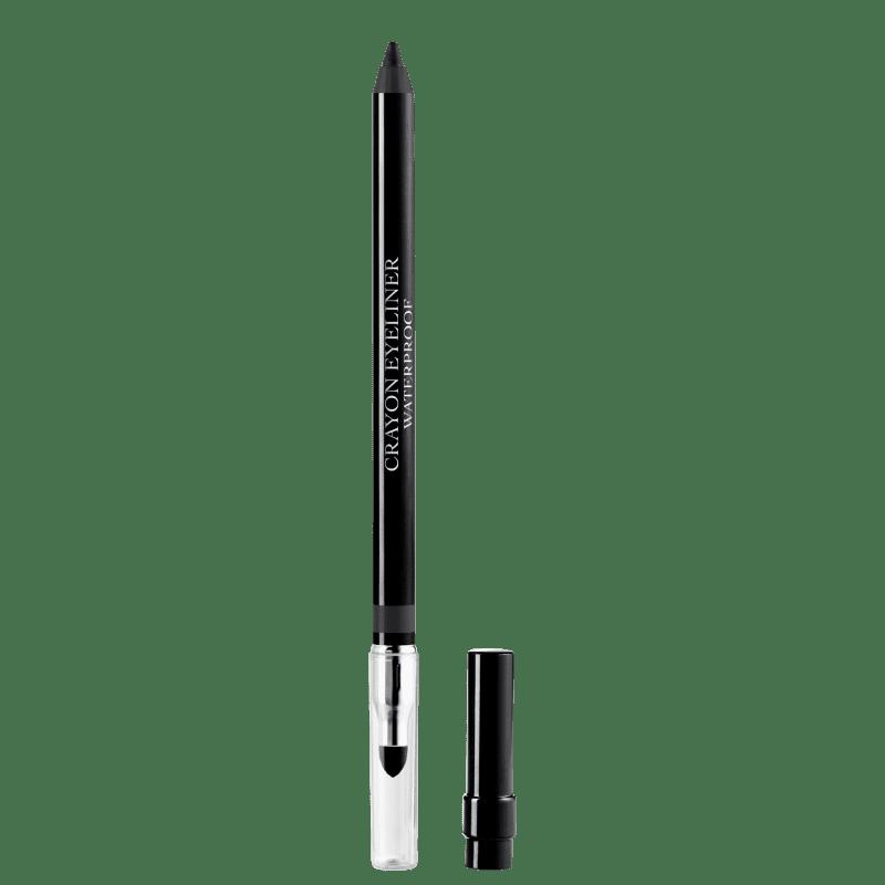 Dior Crayon Eyeliner Waterproof 094 Trinidad Black - Lápis de Olho 1,2g