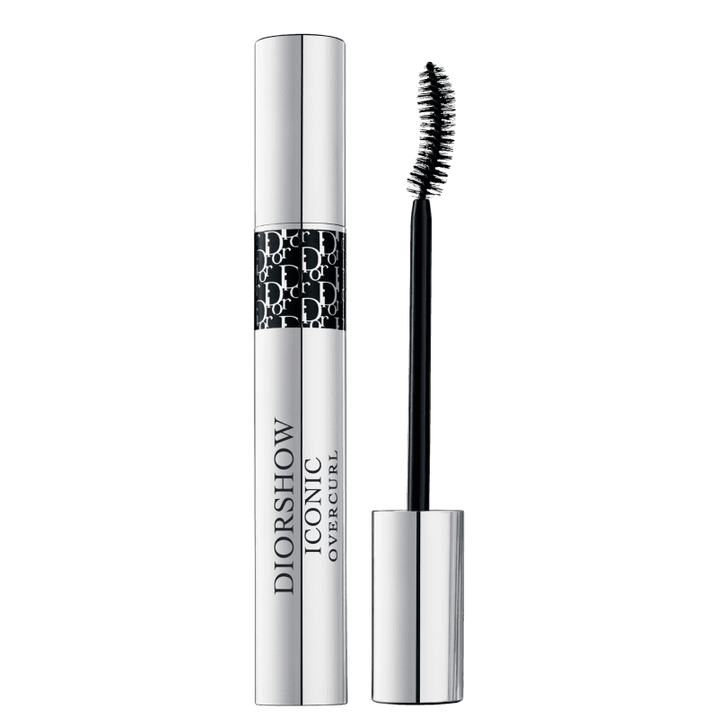 Dior Diorshow Iconic Overcurl 090 Over Black - Máscara para Cílios 10ml