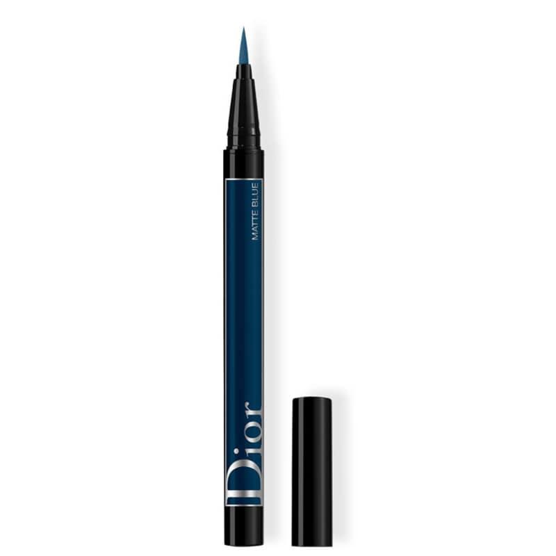 Dior Diorshow On Stage Liner 296 Matte Blue - Caneta Delineadora 0,55ml
