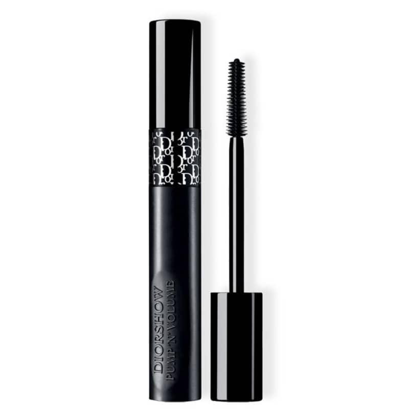 Dior Diorshow Pump 'n' Volume 090 Black Pump Preta - Máscara para Cílios 6g