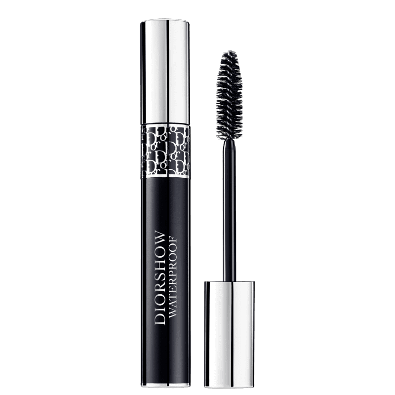Dior Diorshow Waterproof 090 Black - Máscara para Cílios 1,5ml