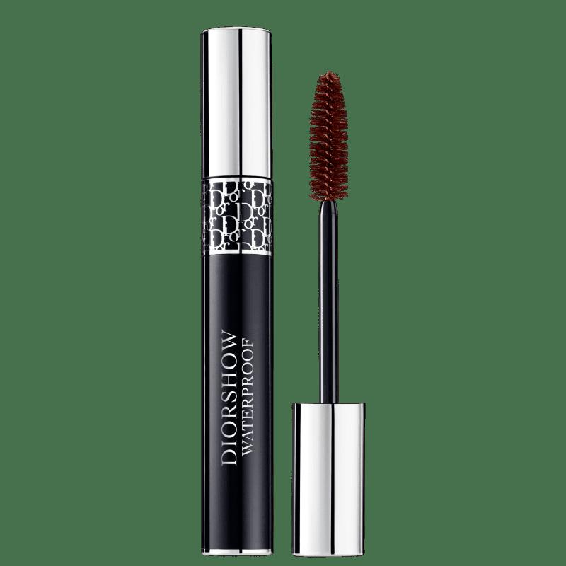 Dior Diorshow Waterproof 698 Chesnut - Máscara para Cílios 1,5ml