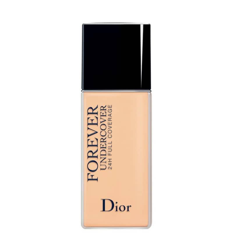 Dior DiorSkin Forever Undercover 24h 021 Linen Light - Base Líquida 40ml