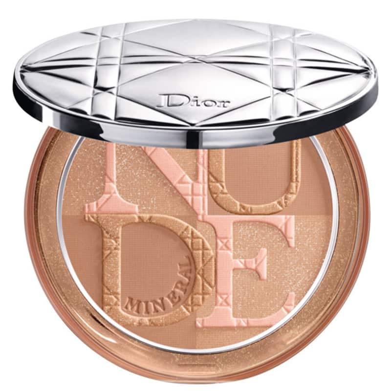 Dior Diorskin Mineral Nude Bronze 02 Soft Sunlight - Bronzer Luminoso 10g