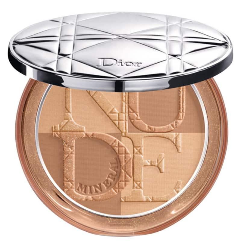 Dior Diorskin Mineral Nude Bronze 04 Warm Sunrise - Bronzer Luminoso 10g