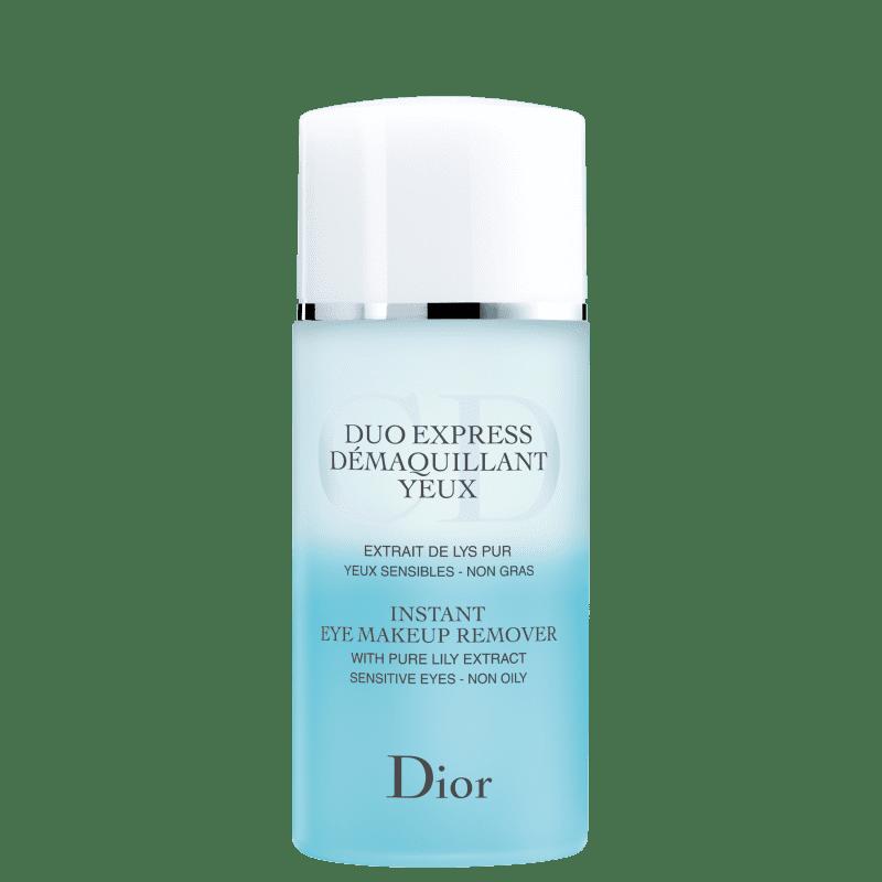 Dior Duo Express Démaquillant Yeux - Demaquilante Bifásico 125ml