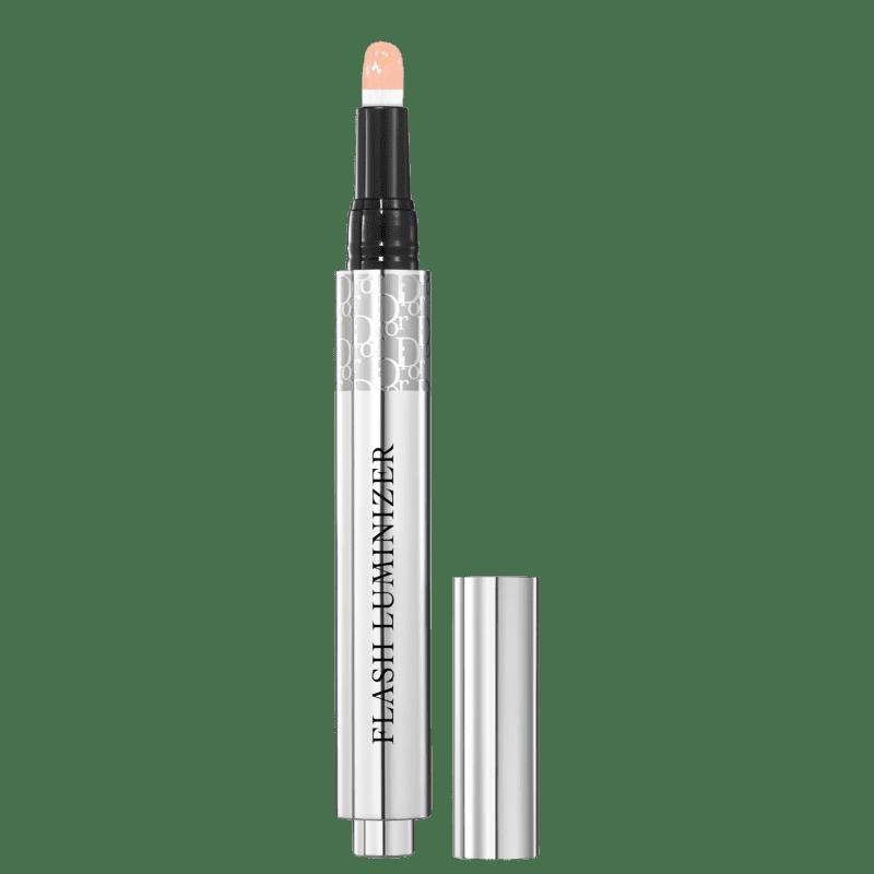 Dior Flash Luminizer 001 Pink - Caneta Iluminadora 3ml