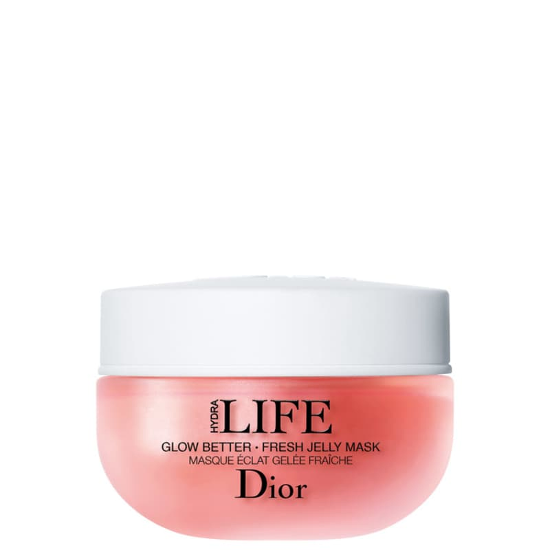Dior Hydra Life Glow Better - Máscara Facial 50ml