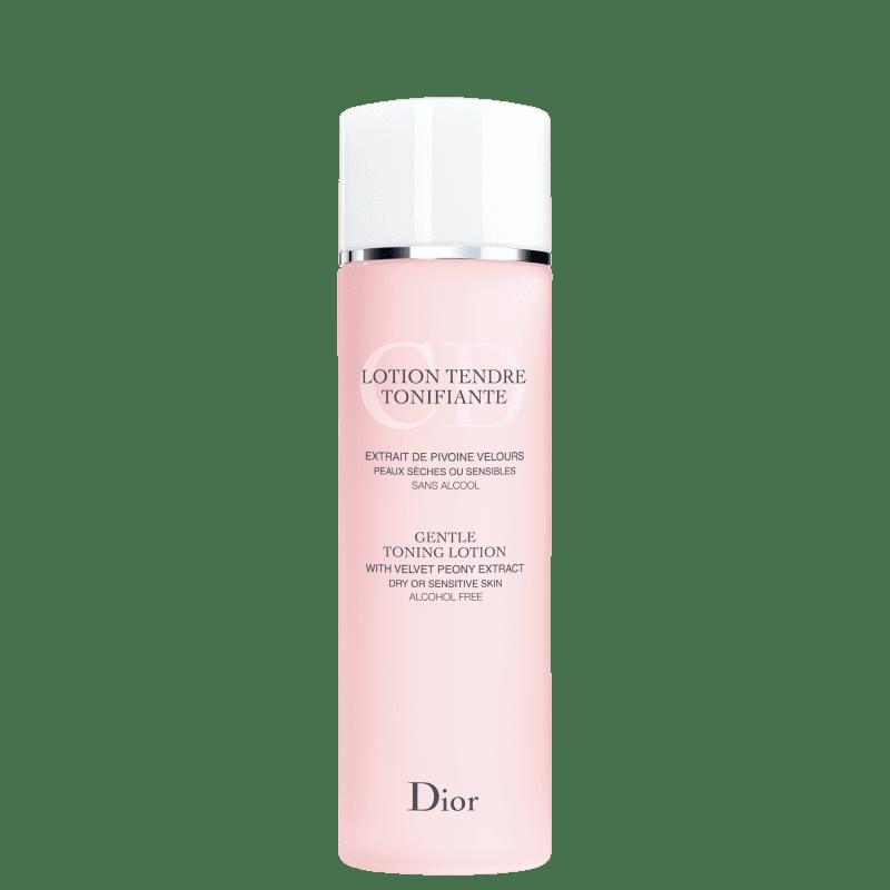 Dior Lotion Tendre Tonifiante - Tônico Facial 200ml