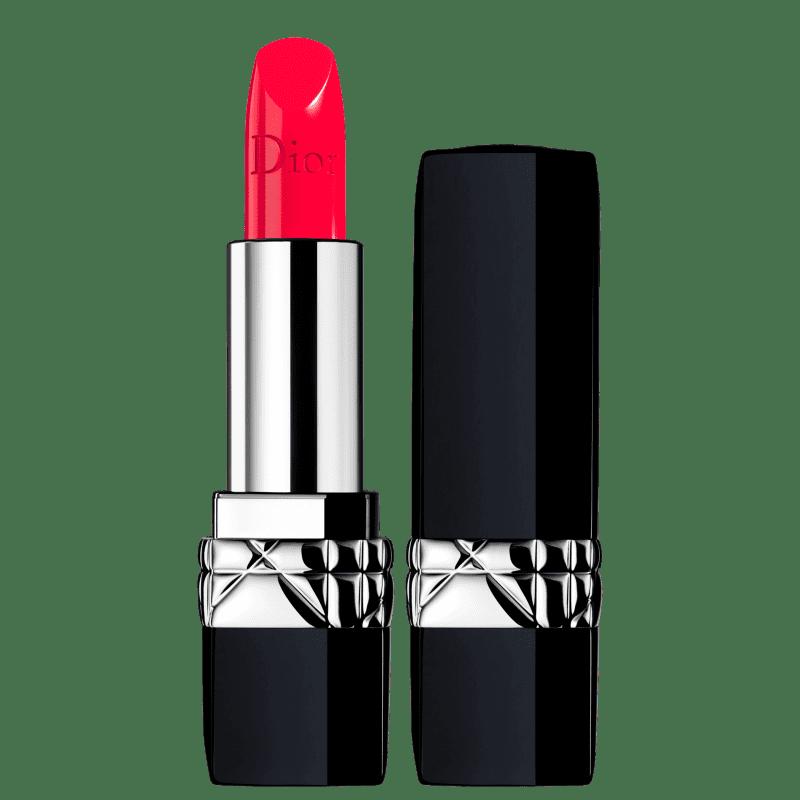 Dior Rouge 520 Feel Good - Batom Cremoso 3,5g