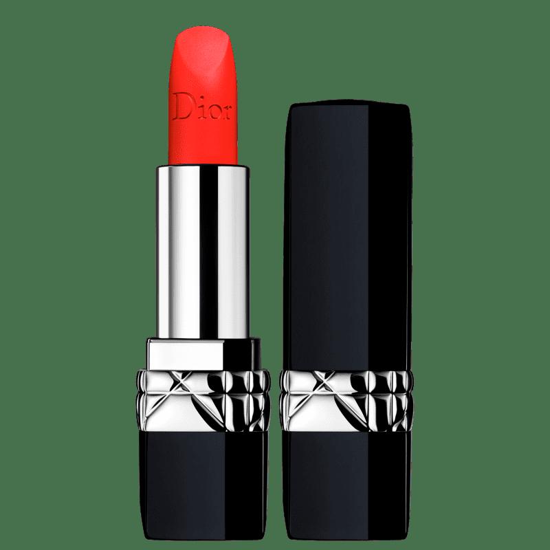 Dior Rouge 634 Strong Matte - Batom Matte 3,5g