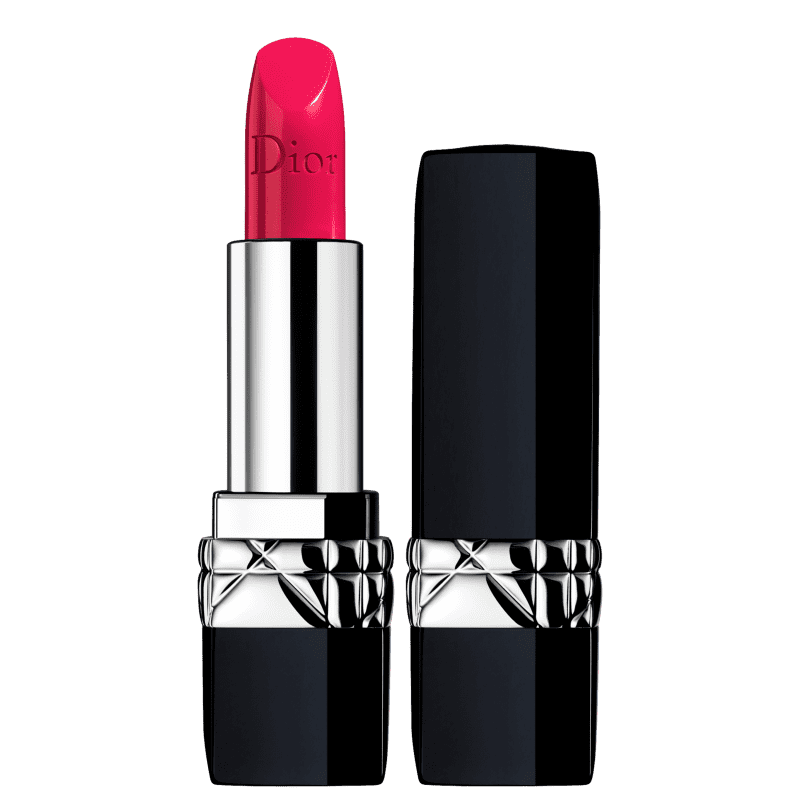 Dior Rouge 766 Rose Harpers - Batom Cremoso 3,5g